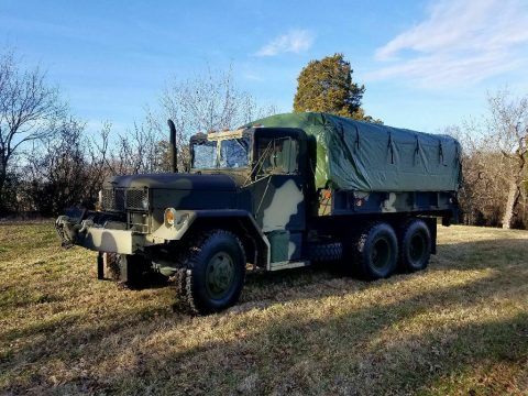 1971 Kasier M35a2 truck for sale