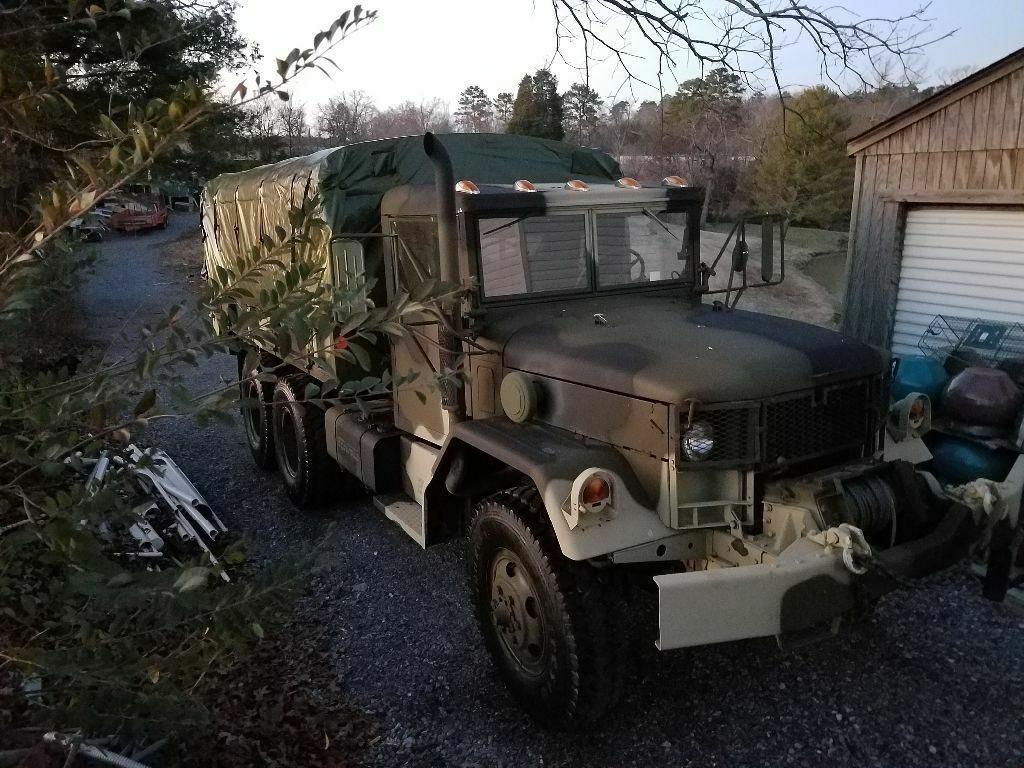 1971 Kasier M35a2 truck