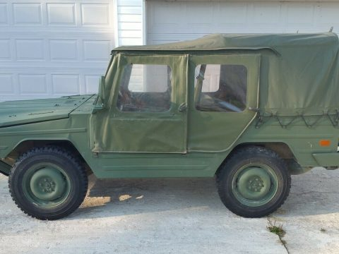 1985  Volkswagen Canadian Military Vehicle Bombardier for sale