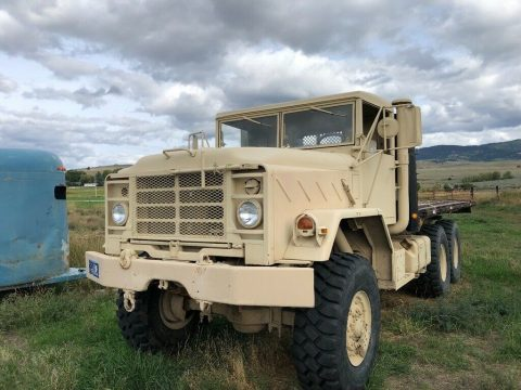 1991 M 923 A 2 Military truck for sale
