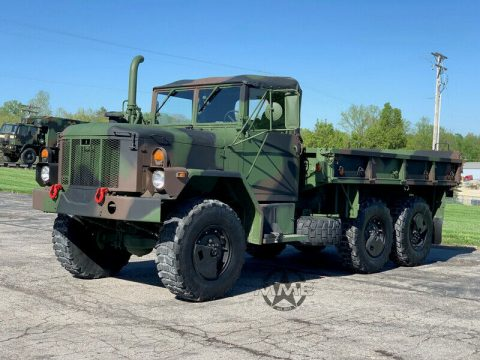1993 AM General M35a3 2 1/2 TON 6X6 Cargo Truck for sale
