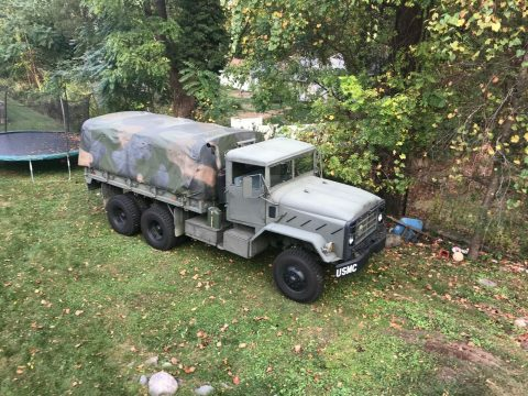 AM General truck USMC for sale