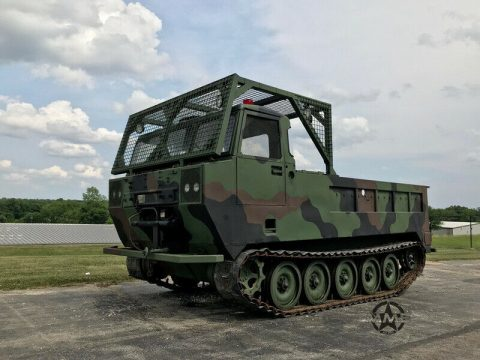 M548a1 Tracked Amphibious Cargo Carrier for sale