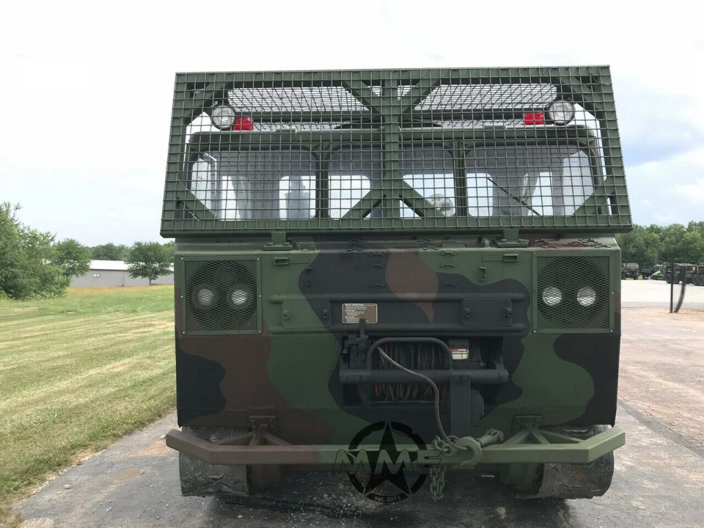 M548a1 Tracked Amphibious Cargo Carrier