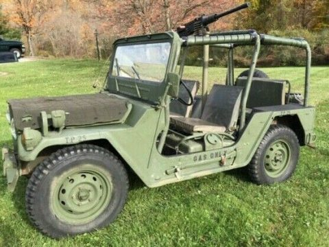 MUTT 1974 Jeep M151a2 for sale
