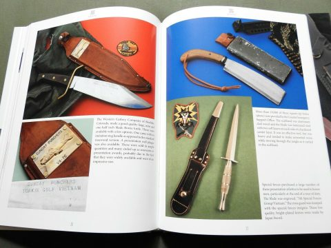 """SOG Knives"" US Vietnam Special Forces Knife Dagger BOLO Randall Reference BOOK for sale"