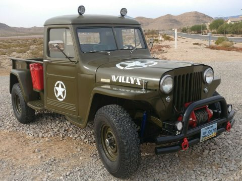 1945 Jeep Willys Truck, Pickup, Classic, Old, Historic for sale