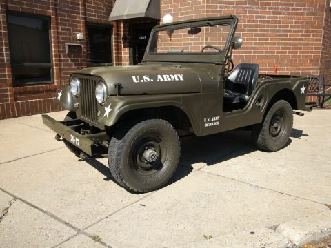 1958 Willys Jeep CJ 5 for sale