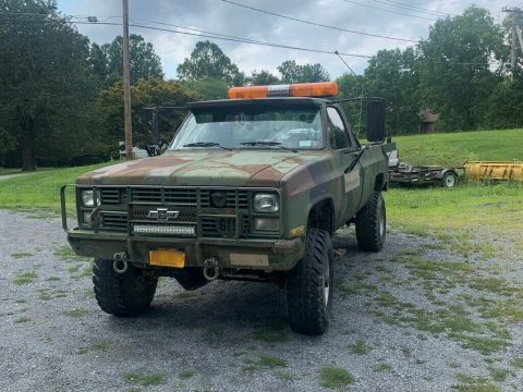 1985 Chevrolet for sale