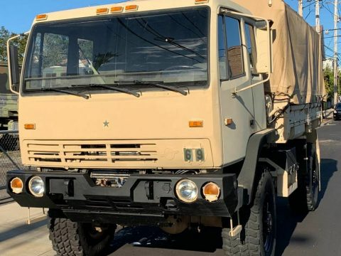2003 Military M1078a1 LMTV 4X4 Cargo Truck for sale