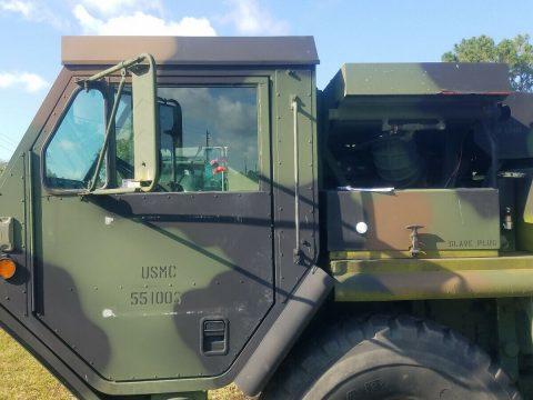 2010 Oshkosh MK48 USMC Dragon Wagon for sale