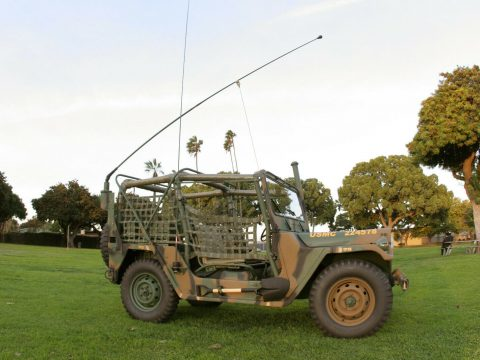 AM General MUTT Jeep 1971 USMC M151A2 for sale
