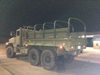 Military Truck & Trailer 1991 M923 A2 BMY 5 Ton  6X6