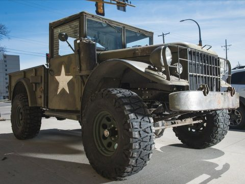 1955 Dodge M37 Power Wagon for sale