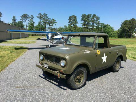 1964 International Harvester Scout 80 for sale