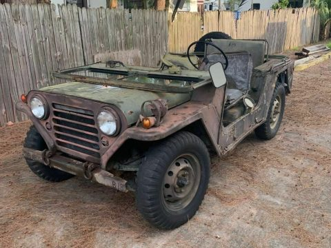 M151 MUTT  1965 for sale