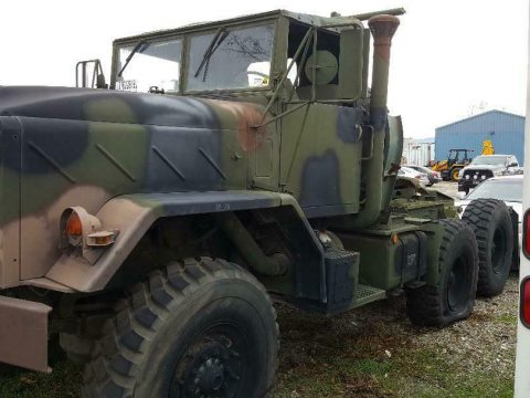 Military 5 TON TRACTOR for sale
