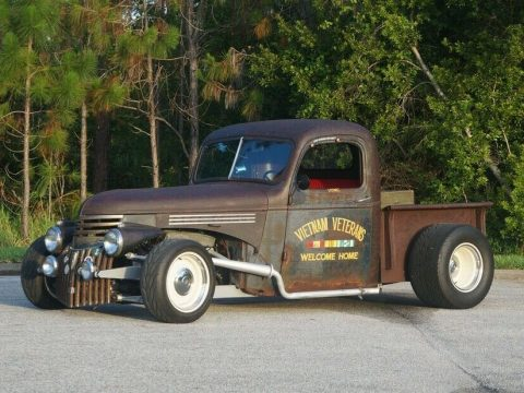 1946 Chevrolet Vietnam Veteran Tribute Truck for sale