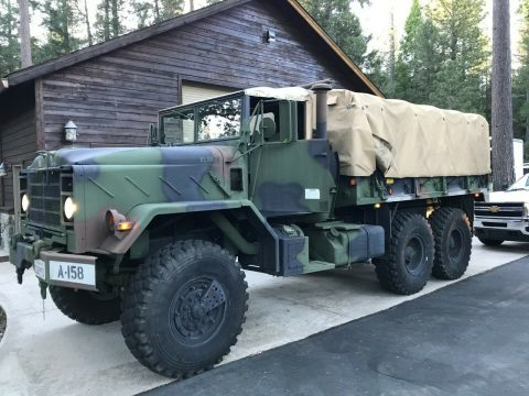 1991 BMY HARSCO 6X6 Military for sale