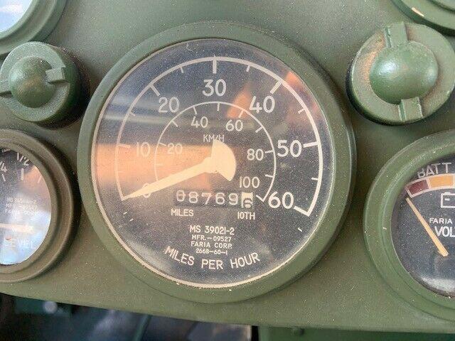 1999 AM General Humvee Hummer