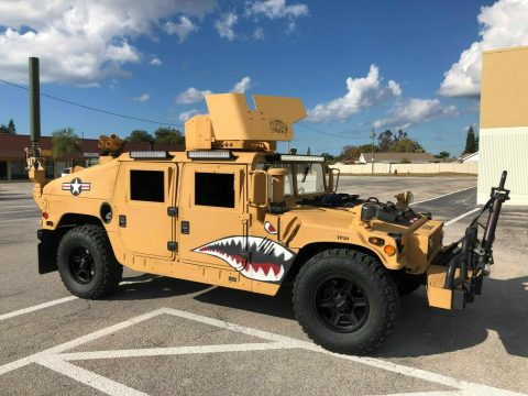 2003 Hummer H1 M1045a2 Slantback for sale