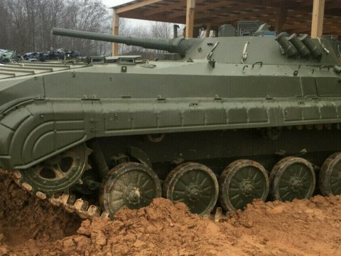 Czech ARMY 1K (BMP 1) Infantry Fighting Vehicle for sale