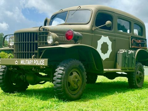 1941 Dodge WC 26 for sale