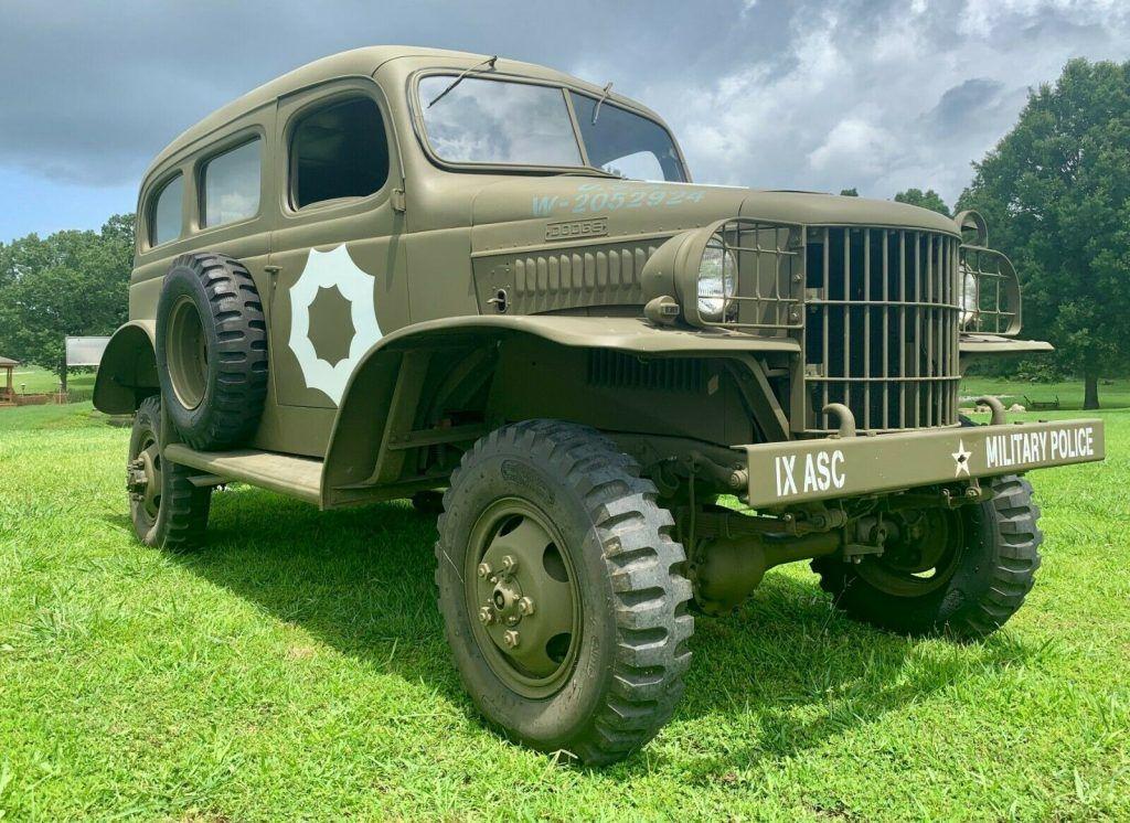 1941 Dodge WC 26