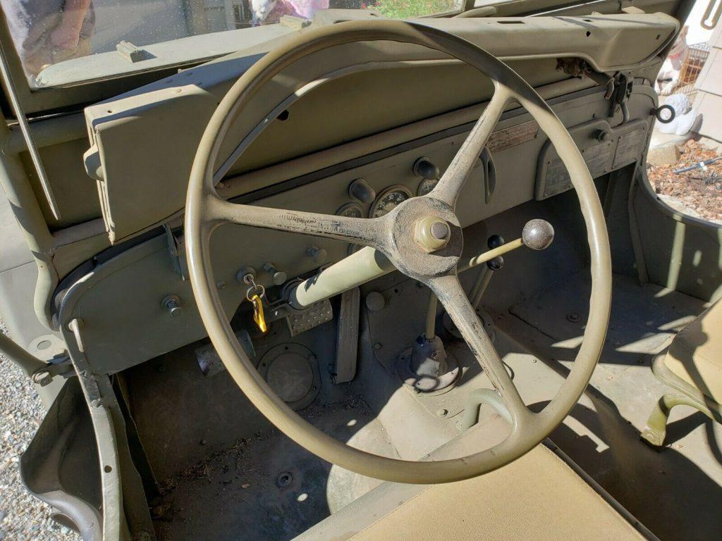 1942 Military Jeep