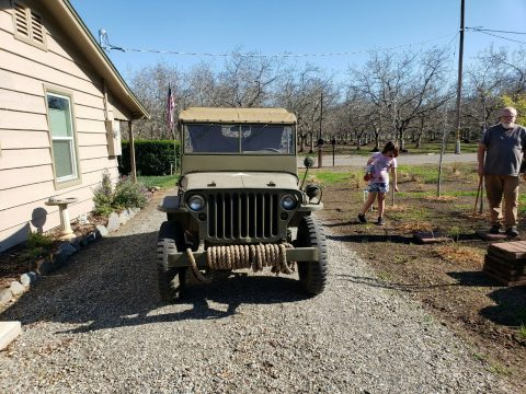 1942 Military Jeep for sale