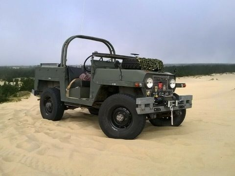 1968 Land Rover Series IIA for sale