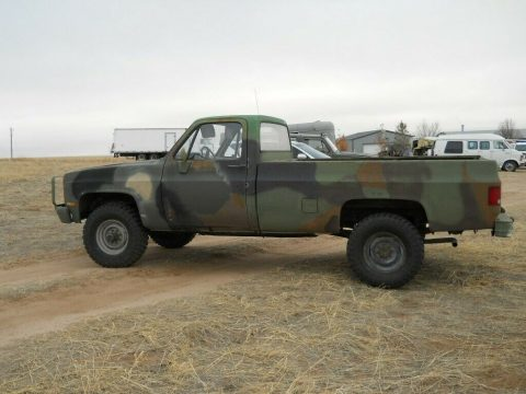 1986 Chevrolet M1028 for sale