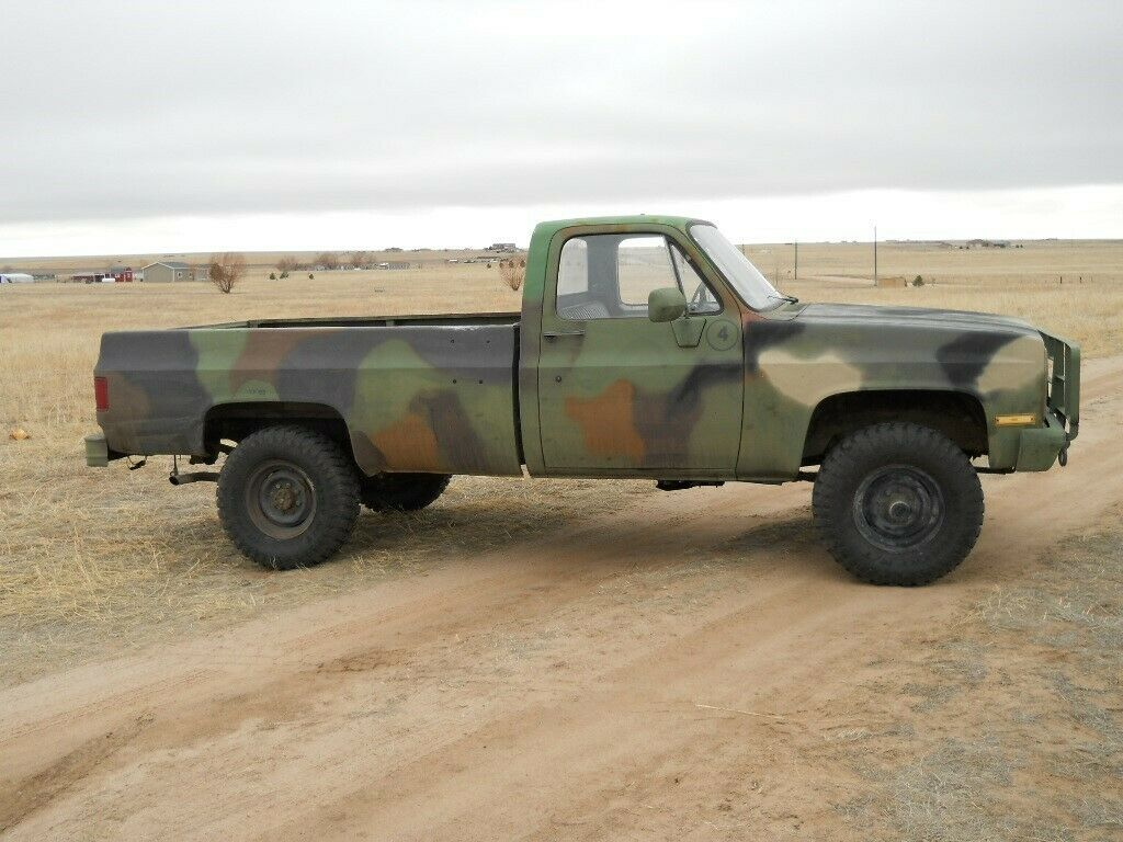 1986 Chevrolet M1028