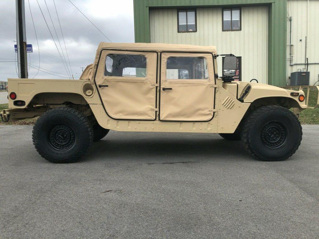 1995 Hummer M1025a2 Pickup