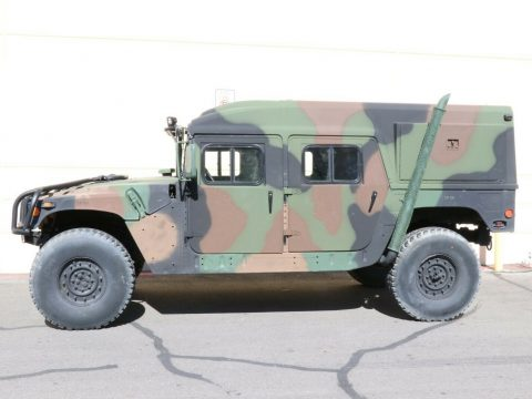 AM General USMC Hummer for sale
