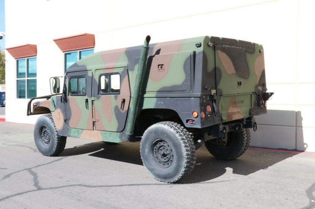 AM General USMC Hummer