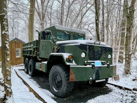 Harsco M932A2 truck for sale