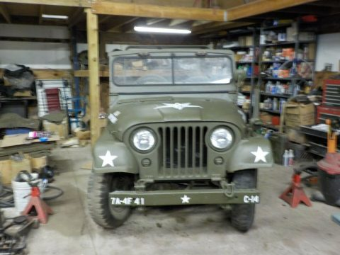 US army Jeep M38 A 1 for sale