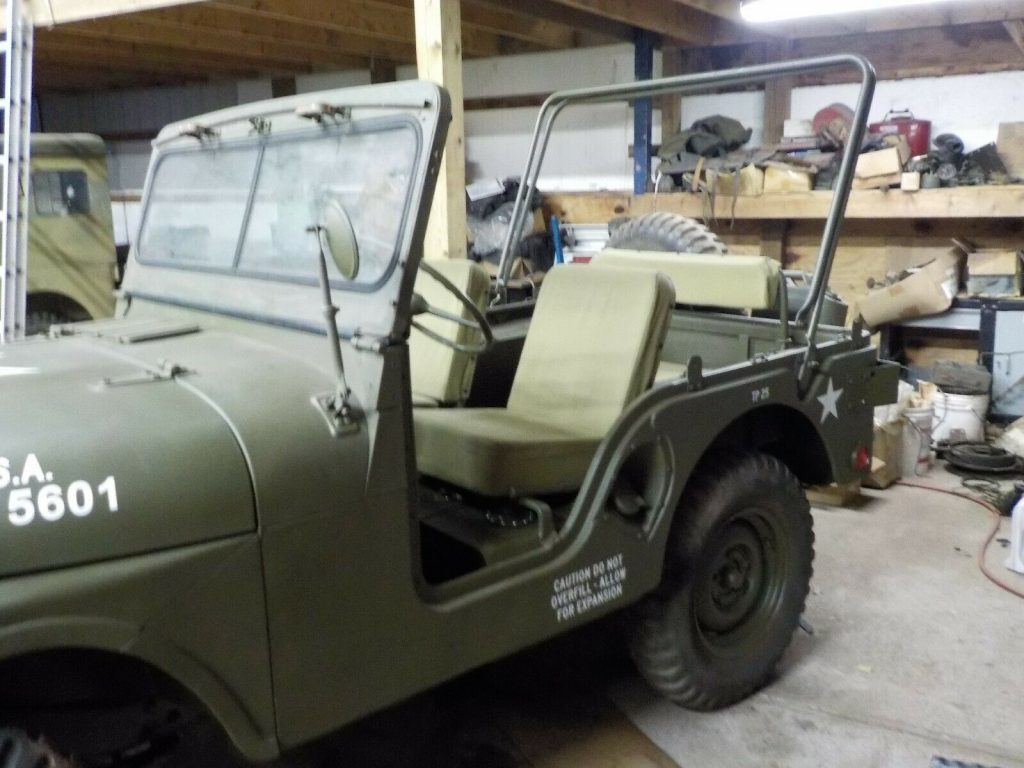 US army Jeep M38 A 1