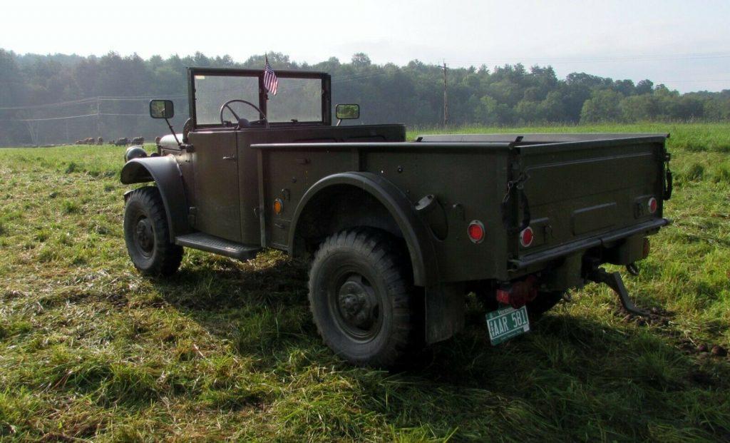1951 Dodge M37