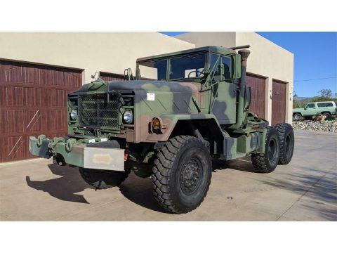 1986 AM General M-932 6×6 Military Truck for sale