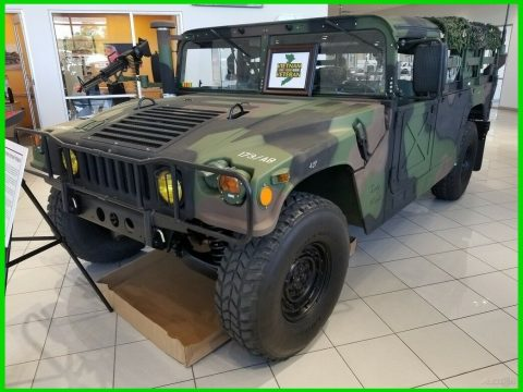 1988 Hummer Used Military Humvee 068 MPV Military  Humvee for sale