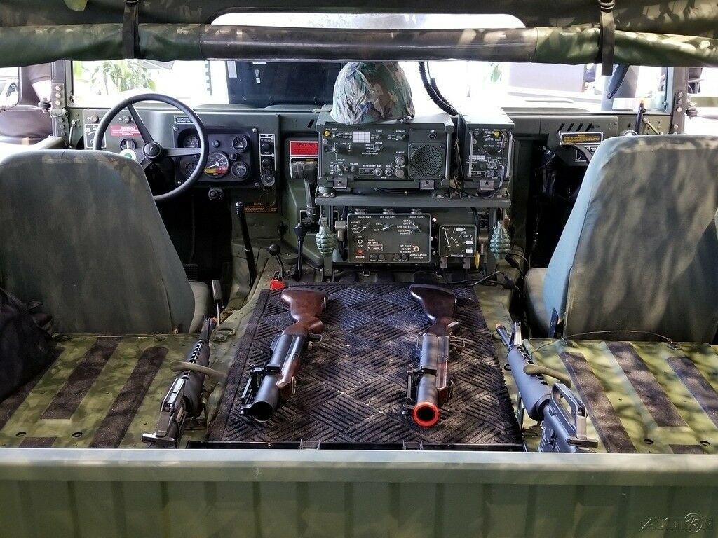 1988 Hummer Used Military Humvee 068 MPV Military  Humvee