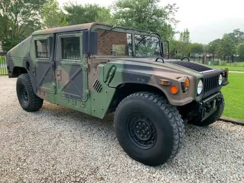2001 AM General Humvee M1043A2 for sale