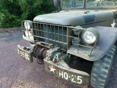 Dodge M37 Military Power Wagon for sale