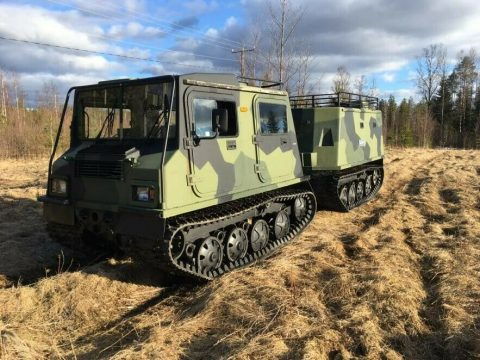 SISU NASU ARMY transport vehicle for sale