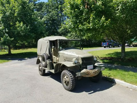 1941 Dodge WC-3 Weapons Carrier, for sale