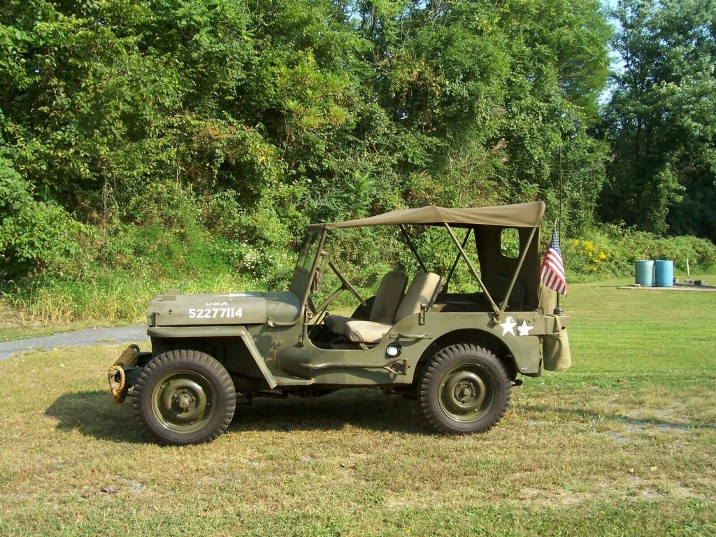 1942 Jeep Willys