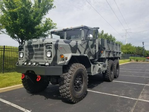 Harsco / BMY 5 Ton Military Truck for sale