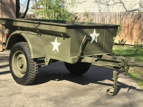 Willys Trailer Bantam for sale